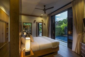 Villa Nadya 3 bedroom pool villa Phuket - Guestroom View  - #0