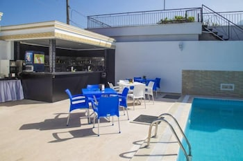 Asel Hotel - All Inclusive - Poolside Bar  - #0