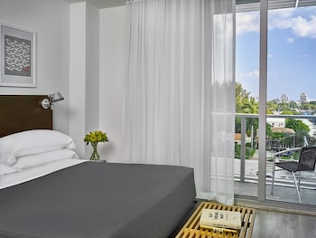 Sobe Penthouse - With Balcony