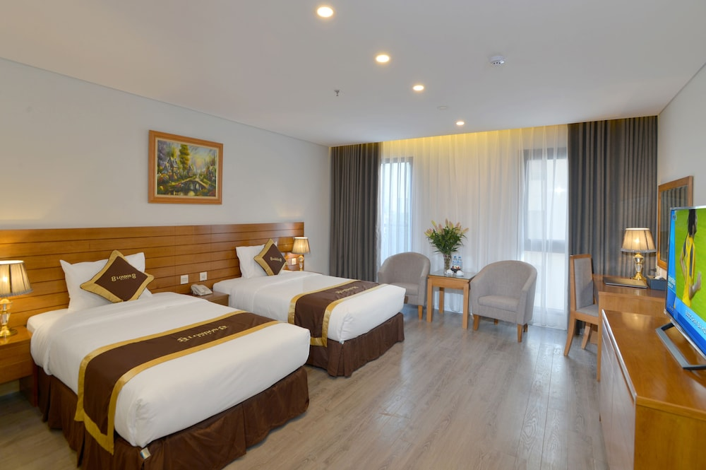 ロンドン ハノイ ホテル
