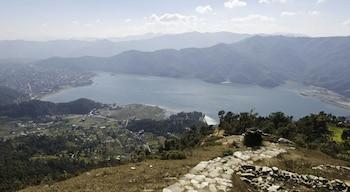 Sarangkot Sherpa Resort - View from Hotel  - #0