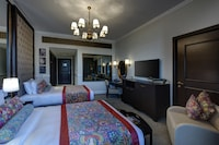 Superior Room Twin with Private Beach Access