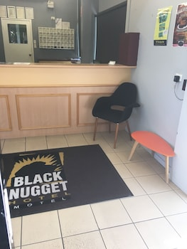 Black Nugget Hotel Motel - Check-in/Check-out Kiosk  - #0