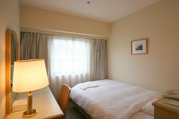 スタンダードセミダブルルーム 禁煙 13㎡ スマイルホテル金沢