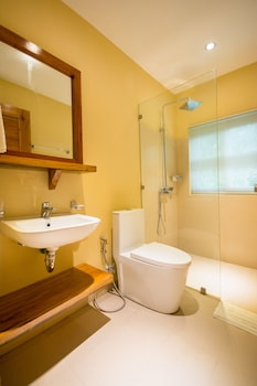 BORACAY AMOR APARTMENTS Bathroom