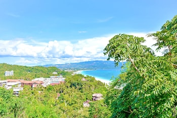 BORACAY AMOR APARTMENTS View from Property