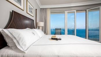 Executive Tek Büyük Yataklı Oda, 1 En Büyük (king) Boy Yatak, Deniz Manzaralı