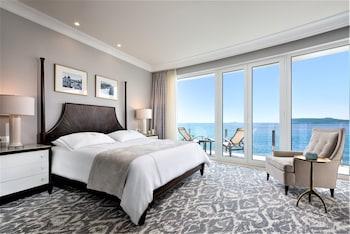 Deluxe Oda, Balkon, Deniz Manzaralı