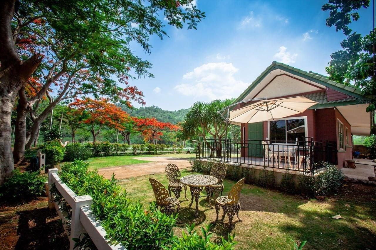 The Secret Cliff Boutique Resort, Pak Chong