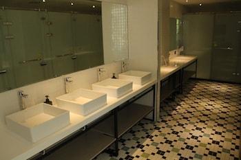 Light Hostel Hualien - Bathroom  - #0
