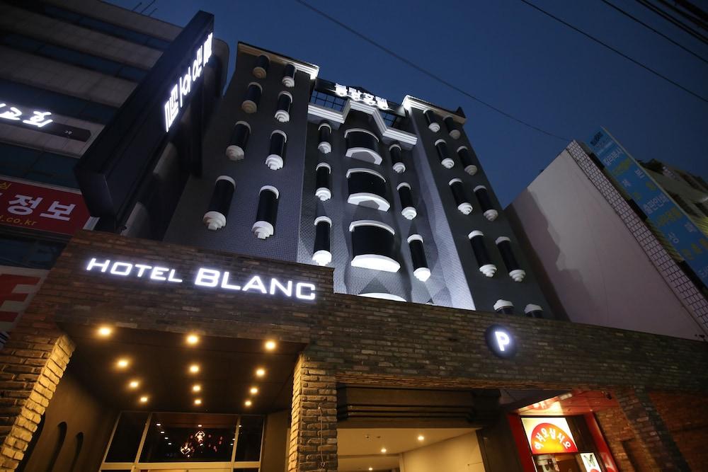 清州布蘭克飯店