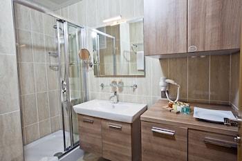 Panagia Suite Hotel - Bathroom  - #0