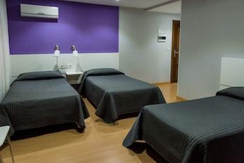 Basic Triple Room, 3 Twin Beds