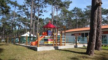 Orbitur São Pedro de Moel Bungalows - Caravan Park - Childrens Area  - #0
