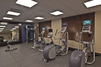 Hampton Inn And Suites By Hilton Columbus Scioto Downs - Fitness Facility  - #0