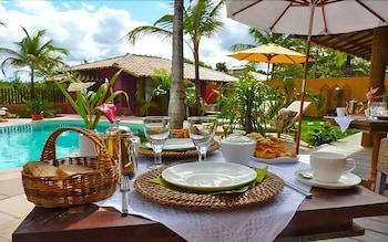 Guest House Villa 2 Santos - Breakfast Area  - #0