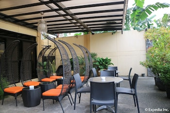 Spring Plaza Hotel - Outdoor Dining  - #0