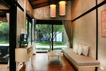 Chura Samui Resort - Living Area  - #0