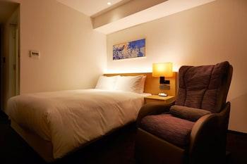 ヒーリングダブルルーム 1名利用|20㎡|ホテルフォルツァ長崎