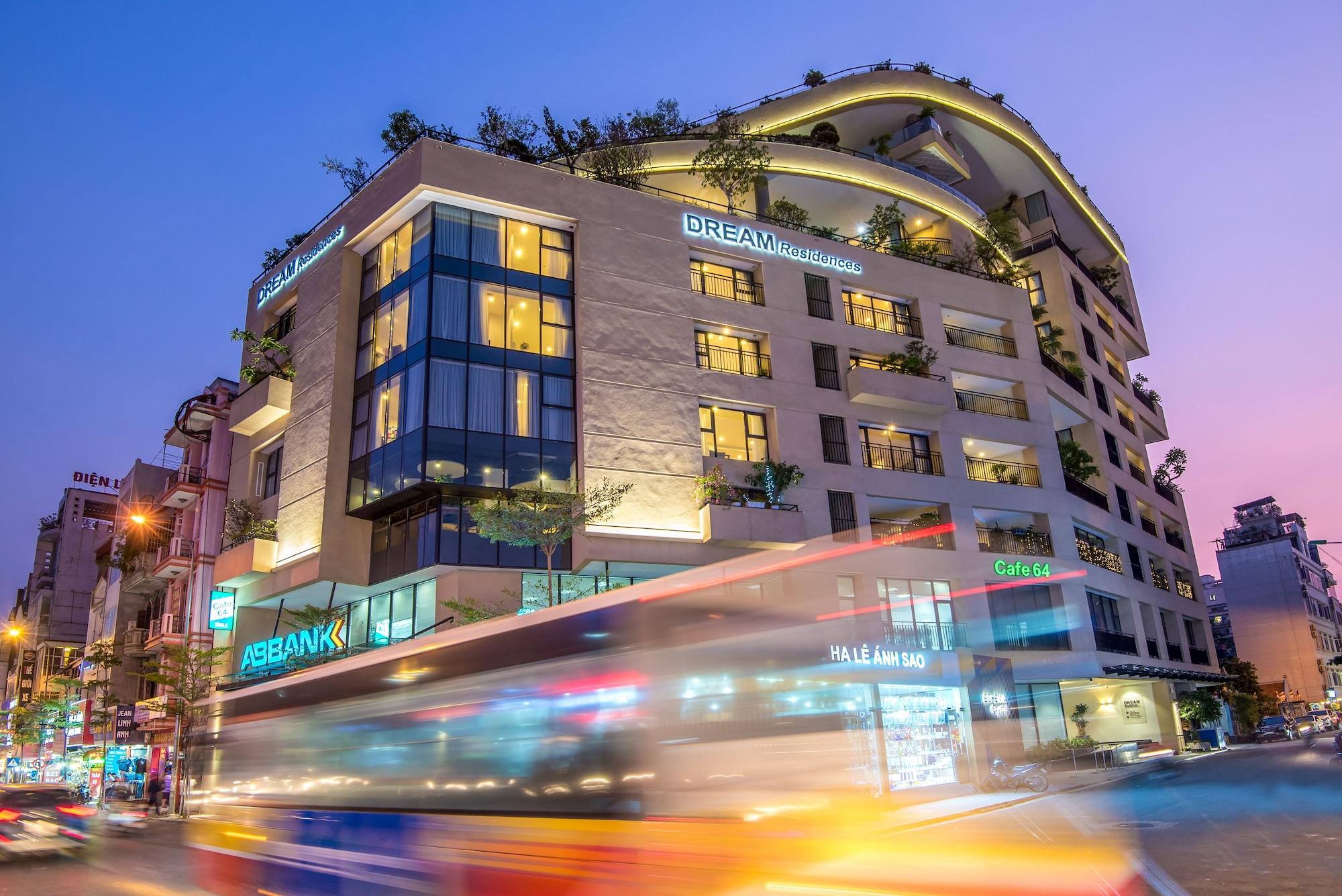 Dream Hotel & Apartment, Đống Đa