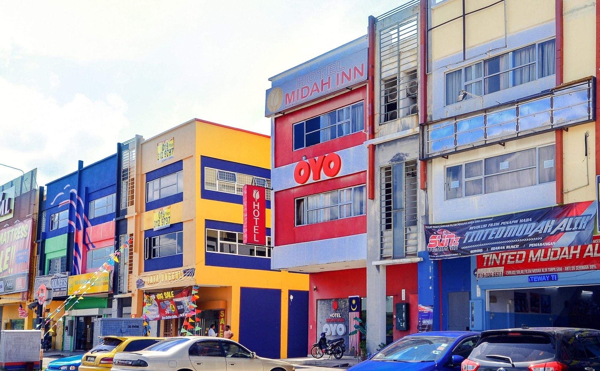 OYO 502 Midah Inn Puchong, Kuala Lumpur