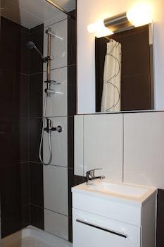 Hôtel Kenz Juvisy - Bathroom  - #0