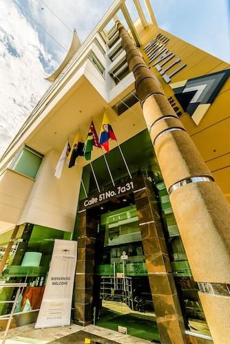 . Hotel Titanium Plaza
