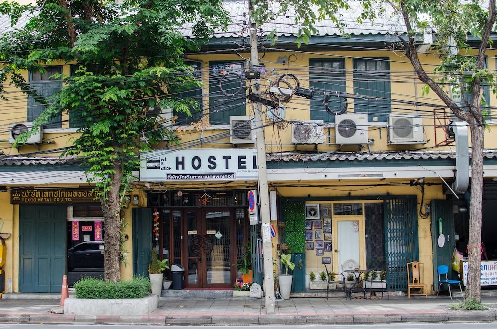 Хостел Bed and Butler Hostel, Бангкок