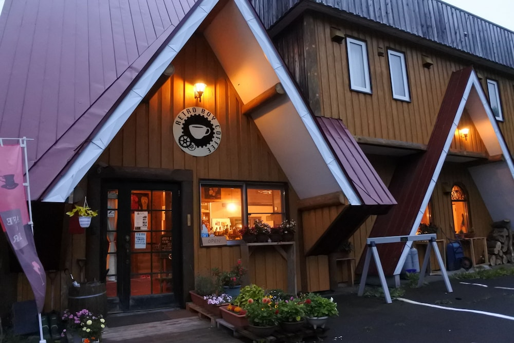 喫茶宿泊レトロボーイコーヒー