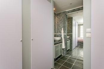 Résidence meublée Le Relais Amélie - Bathroom  - #0