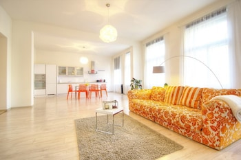 Hotel - Centrum Apartments Pstrossova