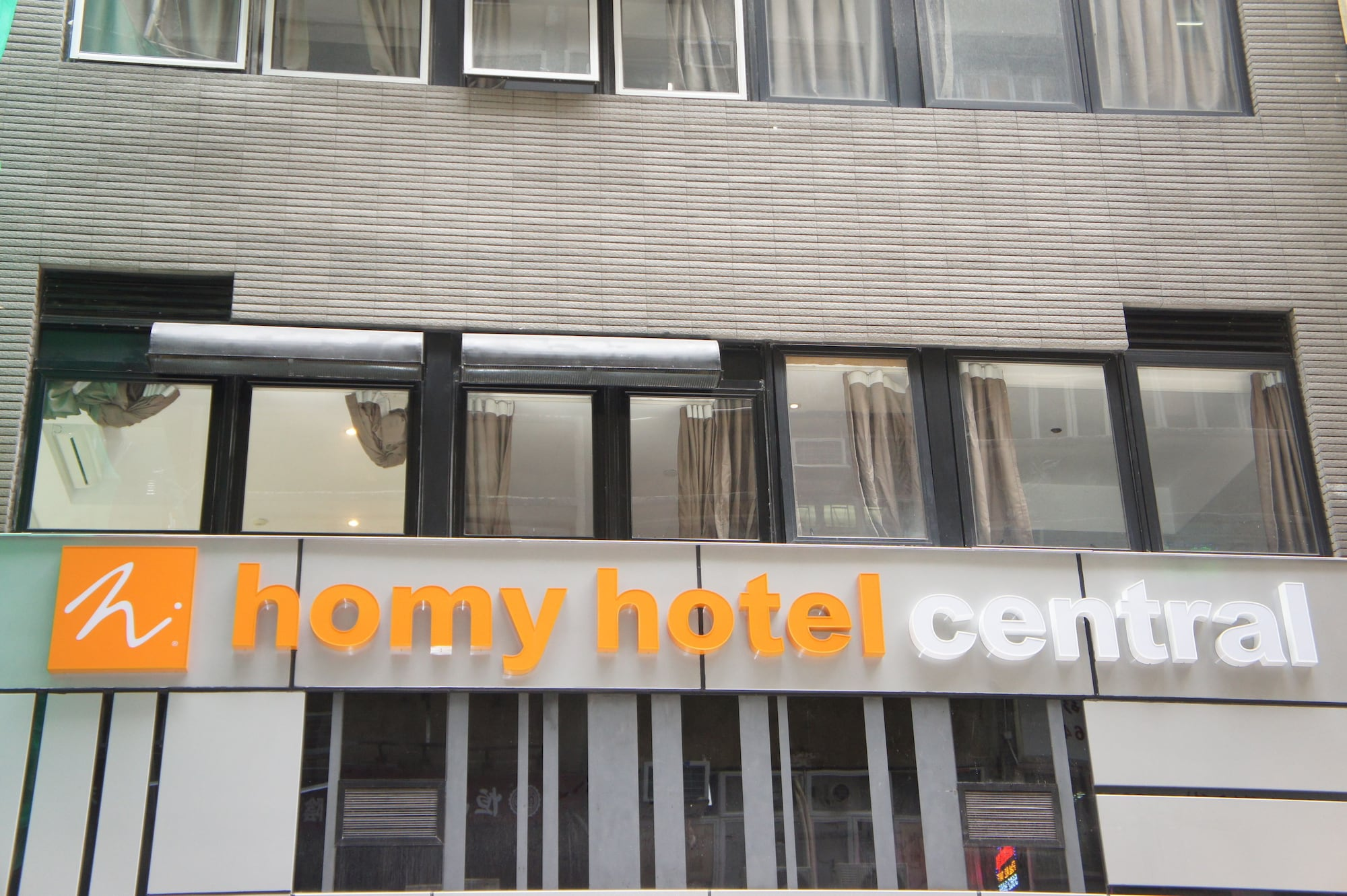 Homy Hotel Central, Central and Western