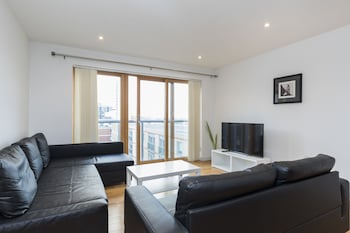 Executive Apartment, 2 Bedrooms, Accessible, Ensuite