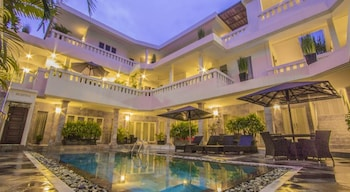 Hotel - Beach Melati Apartments