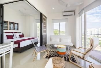 泰羅納梯田旅人公寓套房飯店