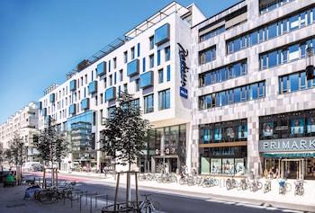 曼海姆麗笙藍標飯店 Radisson Blu Hotel, Mannheim