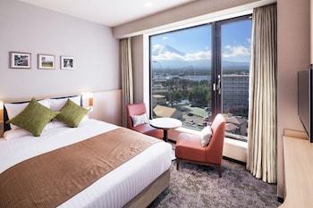 スタンダード ダブルルーム マウンテンビュー|ホテルマイステイズ富士山 展望温泉