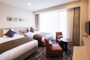 スタンダード ツインルーム|19㎡|ホテルマイステイズ富士山 展望温泉