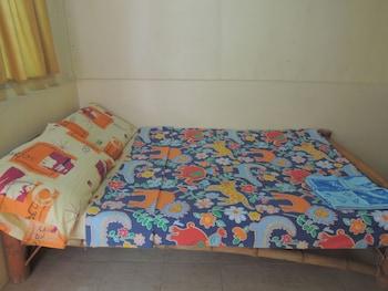 KAWAYAN MARINE VILLAGE BEACH RESORT Room