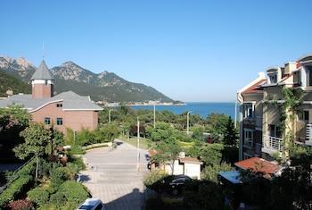 青島嶗山沙灘酒店