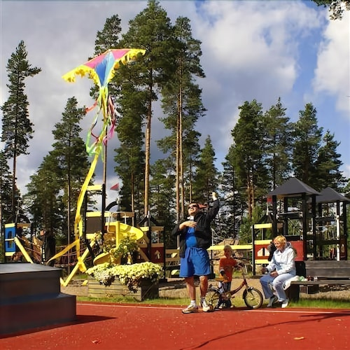 Imatra Spa Sport Camp, South Karelia