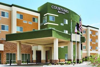 東埃爾帕索 I-10 萬怡飯店 Courtyard El Paso East/i-10