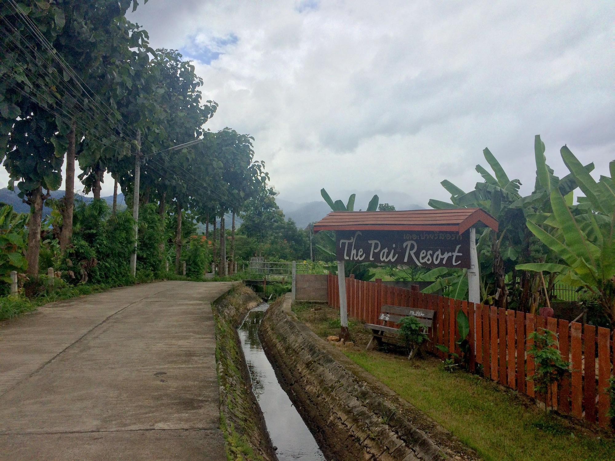 The Pai Resort, Pai