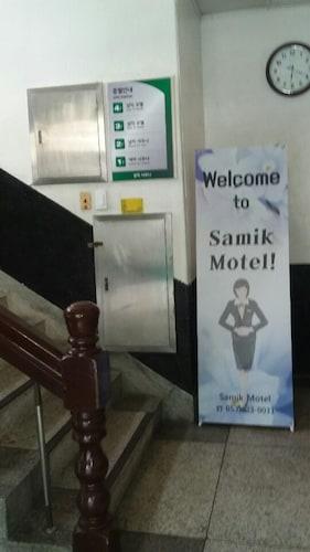 Sam Ik Jang Motel, Buk