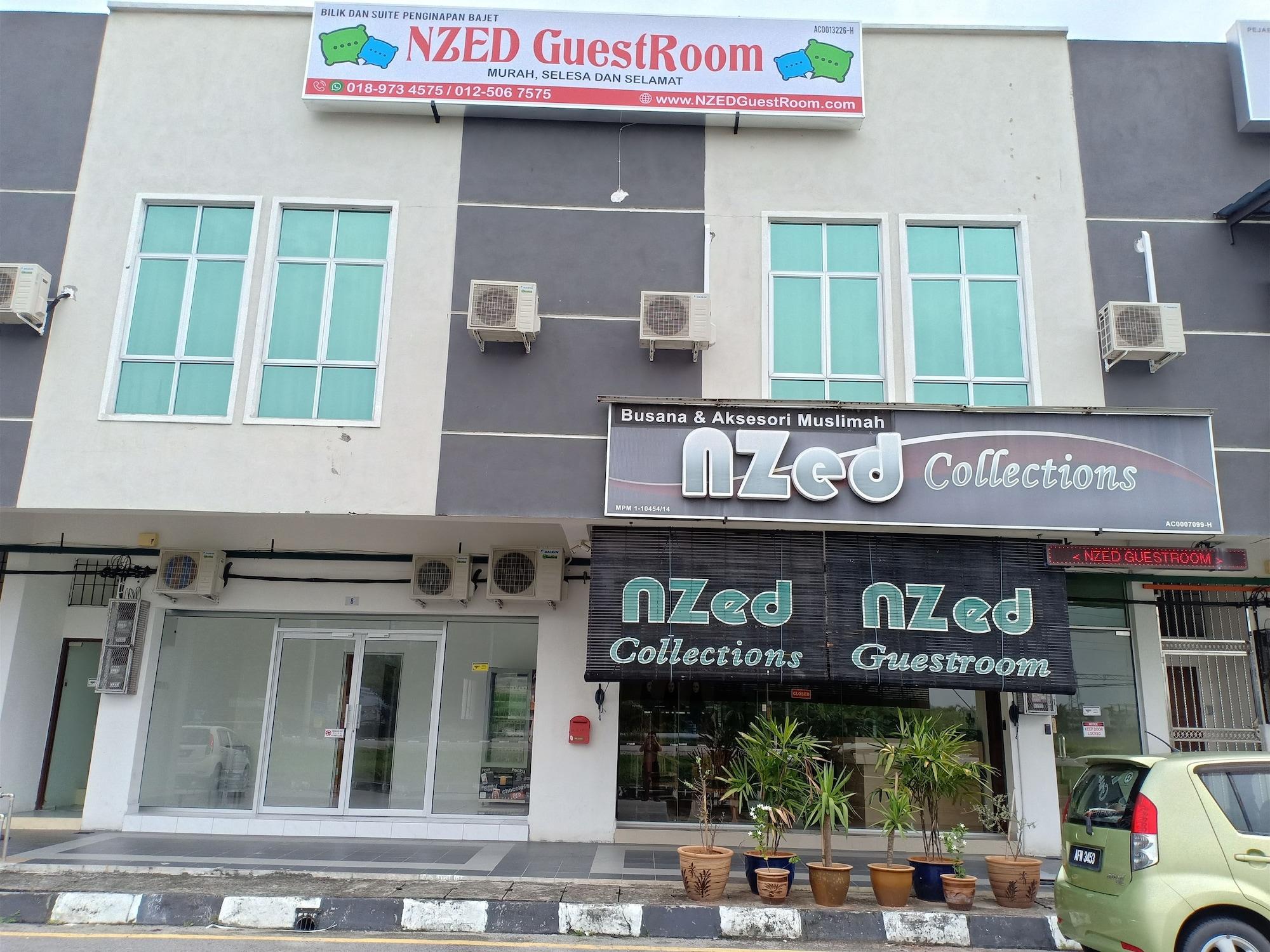 NZED GuestRoom, Lumut, Manjung
