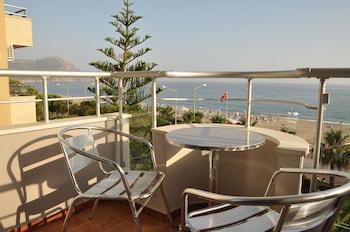 Kleopatra Celine Hotel - Balcony  - #0