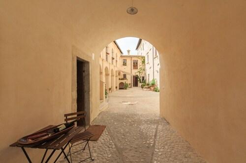 Casa Rosati, L'Aquila