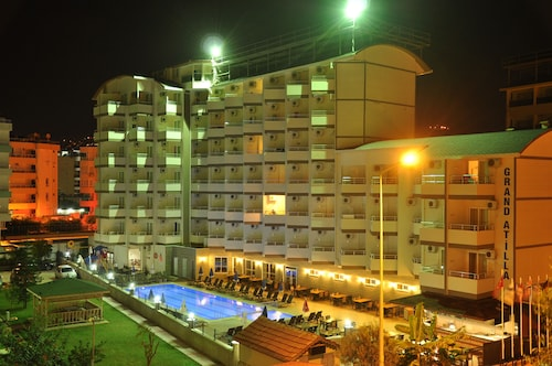 Grand Atilla Hotel, Alanya