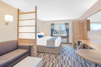 Guestroom at Microtel Inn & Suites by Wyndham Ocean City in Ocean City