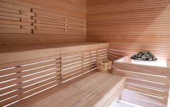 La Pampa Relais & Spa - Sauna  - #0